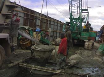 road construction company leyte